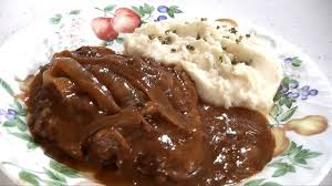 crock pot cube steak and gravy recipe amy u0027s cooking channel