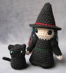 amigurumi witch pattern lucyravenscar crochet creatures and the pussycat
