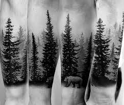 forest tattoo meaning 9