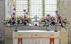 church flower arrangements church flower arranging on a budget telegraph