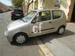 used fiat seicento cars spain
