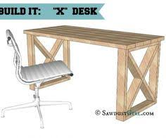 Wood Desk Plans by Gorgeous 2x4 Desk Plans By Ana White Com Light Wood Stain Pine