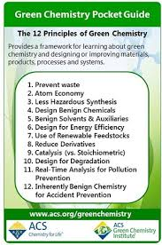 What Is The Purpose Of The Periodic Table 12 Principles Of Green Chemistry American Chemical Society
