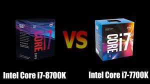 Z370 Specs Intel Coffee Lake Vs Intel Kaby Lake Cpus Comparison Specs And