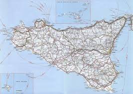 Map Of Italy And Sicily by Where Is Sicily Sicily Maps U2022 Mapsof Net