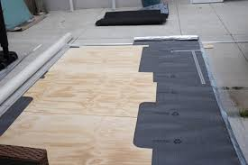 how to install a vinyl floor in your morey s in transit