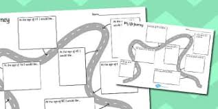 ks2 writing frames and worksheets all about me page 1