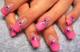 pink nail art design everything about fashion today
