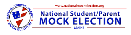 maine mock election department of the secretary of state