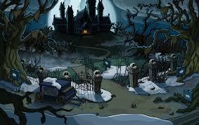 disney halloween haunts dvd club penguin u0027s halloween party gets spookier with disney parks