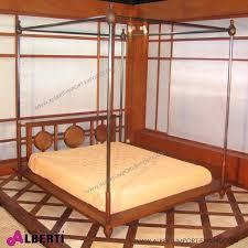 letto baldacchino letto baldaccmarrakech160x200x200