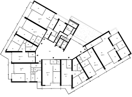 cn tower floor plan transformation k flats bijlmer bastiaan jongerius architecten