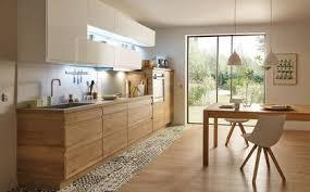 cuisine moderne bois cuisine contemporaine moderne chic urbaine côté maison