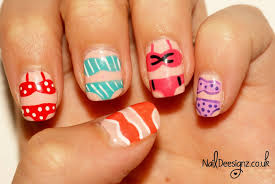 swimming nail art image collections nail art designs