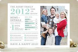 year in review christmas card top 12 christmas card ideas 320 sycamore