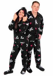 11 hilarious footed jammies adults can and should wear