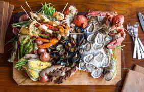 David Burke Kitchen Nyc by Clambake David Burke Garden Re Opens In Soho