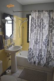 black and gray bathroom ideas best 25 yellow tile bathrooms ideas on yellow tile