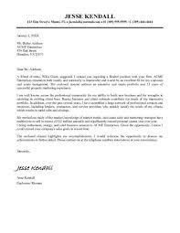 Real Estate Resumes Real Estate Associate Cover Letter