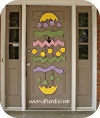 easter door decorations easter door my and kids