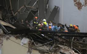 White Flag Incident Sri Lanka Sri Lanka Building Collapse Kills At Least Seven People Toronto Star