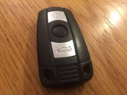 bmw 5 series key fob bmw 1 3 5 series e36 e87 e90 e91 etc 3 button remote alarm key