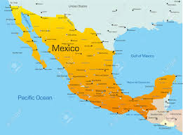 Juarez Mexico Map A Map Of Mexico You Can See A Map Of Many Places On The List On
