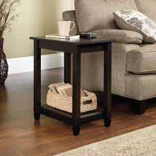 sauder coffee and end tables sauder edge water side table multiple finishes walmart com