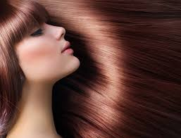 large hair top nails hair