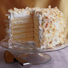 six layer coconut cake with passion fruit filling recipe