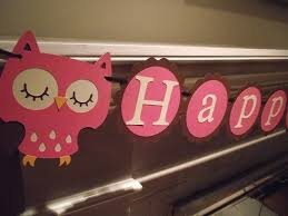 Owl Decorations For Home by Owl Birthday Decorations Image Inspiration Of Cake And