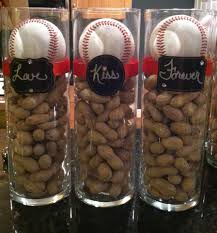 baseball wedding table decorations a baseball theme decoration i made for my friend s wedding shower