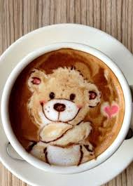 31 most awesome coffee latte art designs