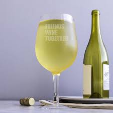novelty wine glasses gifts personalized 25 oz novelty xl wine glass