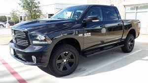 dodge blackout truck blackout 2016 ram 1500 4x4 sport crew cab tdy sales 817 243