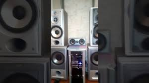 jvc home theater system jvc dx t9 youtube