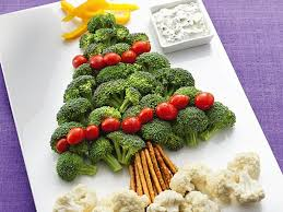 best of design tree veggie platter food presentation