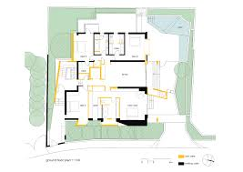 Architect Floor Plan by Gallery Of House On Captain Piper U0027s Road Kieran Mcinerney
