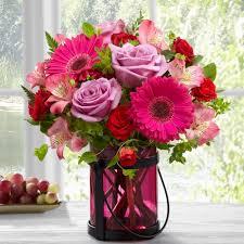 fds flowers pink exuberance bouquet ftd flowers ital florist toronto