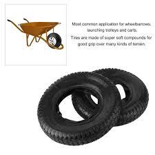 chambre a air brouette 4 00 8 ensemble de pneu de brouette 4 80 4 00 8 38 41 16cm chambre à