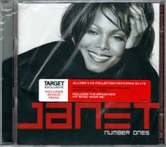 janet jackson number ones cd at discogs