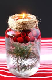 diy holiday mason jar floating candle jars homemade and