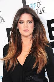 Colored Hair Extension by Colored Hair Extensions Khloe Kardashian Hair Extensions Video
