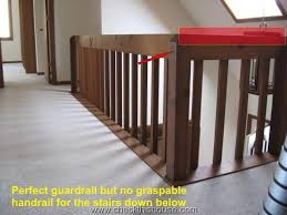 Banister Safety Stair Safety Rails Baby Safety For Stair Railings Banisters And