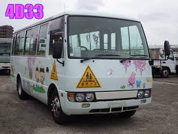 mitsubishi rosa kindergarten bus 3 49 seat japanese used