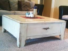 furniture edge slab coffee table rustic coffee table on casters