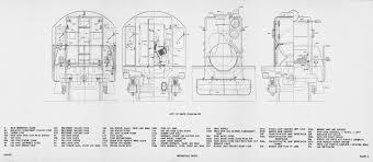 Baldwin Lock Parts File Baldwin Drs 6 4 660 Section Drawings Jpg Wikimedia Commons