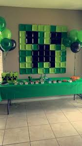 minecraft party 310 best minecraft party ideas images on birthday party