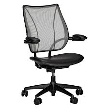 Black And White Desk Chair by Buy Humanscale Liberty Office Chair Black John Lewis