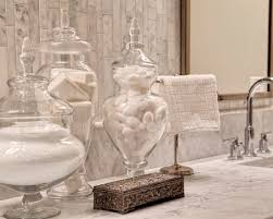 bathroom apothecary jar ideas use apothecary jars in the bathroom for a touch of